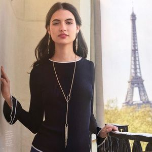 Chloe + Isabel Toujours necklace